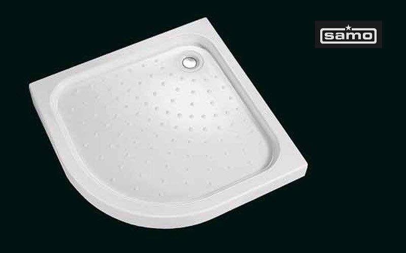 Samo Receveur de douche à poser Douche et accessoires Bain Sanitaires  |