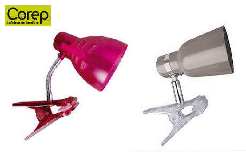 Corep Lampe à pince Lampes Luminaires Intérieur  |