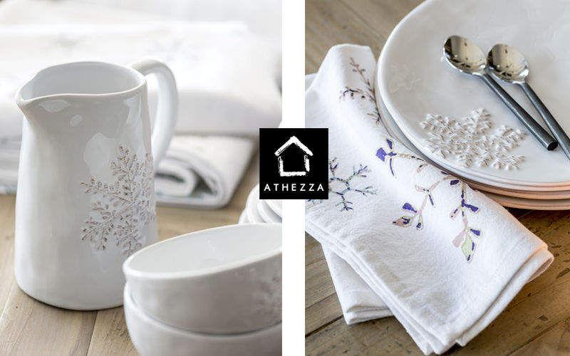 Athezza Assiette plate Assiettes Vaisselle Cuisine | Charme