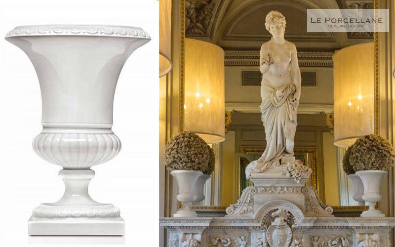 Le Porcellane Vase Medicis Pots de jardin Jardin Bacs Pots  |