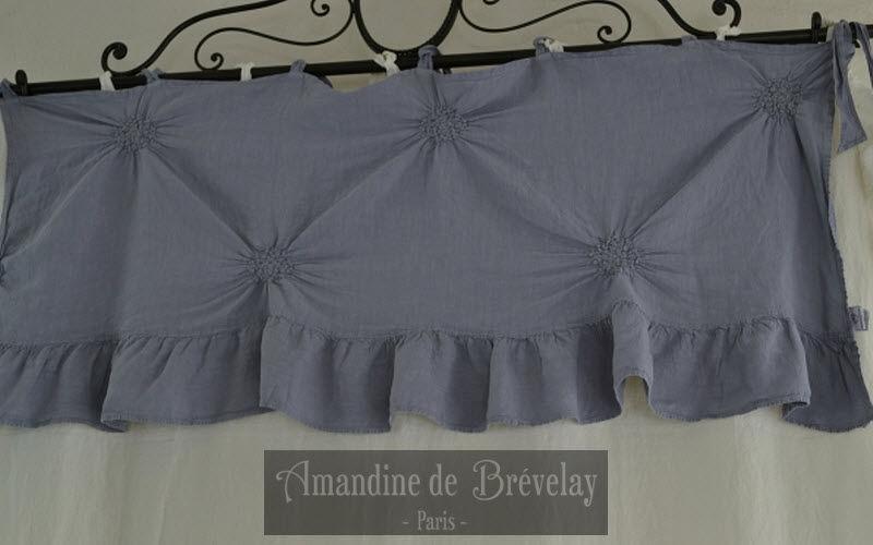 Amandine De Brevelay Cantonnière Tringles et accessoires Tissus Rideaux Passementerie  |