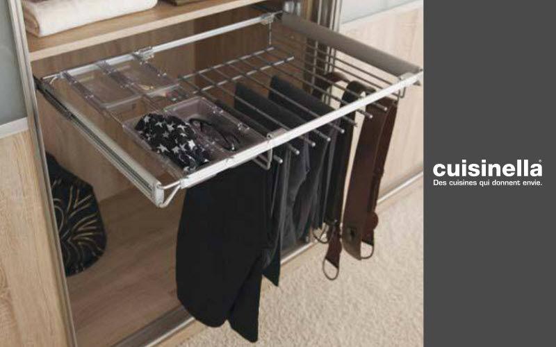 CUISINELLA Porte-pantalons Dressing accessoires Rangement Dressing  |
