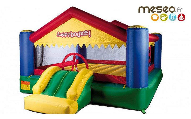 MESEO Structure gonflable Jeux Tentes et Structures gonflables Jardin Mobilier  |