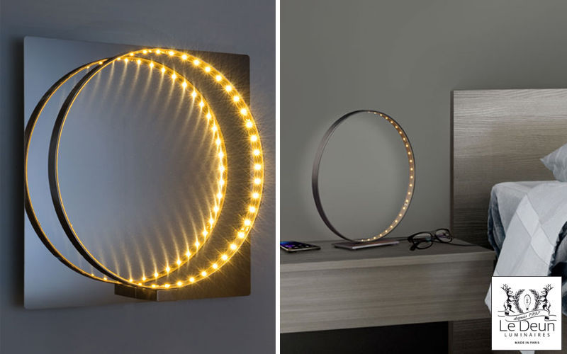 LE DEUN LUMINAIRES Lampe de chevet Lampes Luminaires Intérieur  |