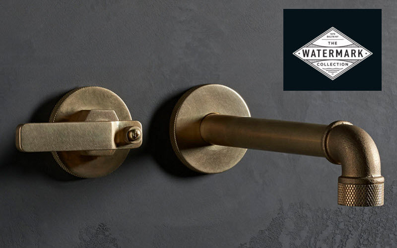 THE WATERMARK COLLECTION Mitigeur bain mural Robinetterie Bain Sanitaires  |