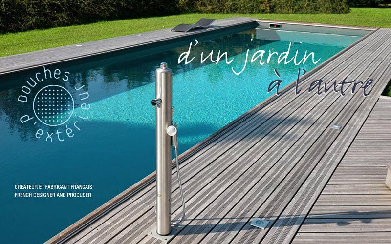 Tous les produits deco de douches de jardin decofinder for Douche de piscine exterieur