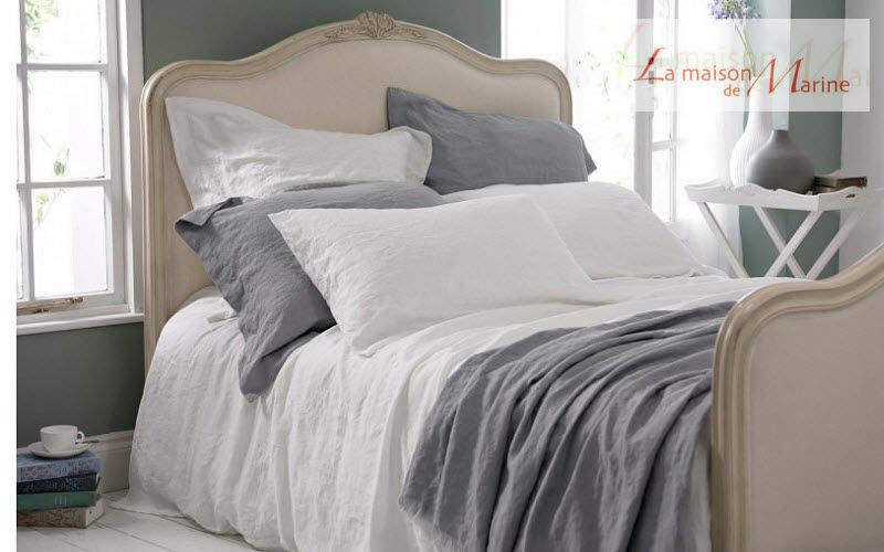 LA MAISON DE MARINE Drap de lit Draps Linge de Maison  |