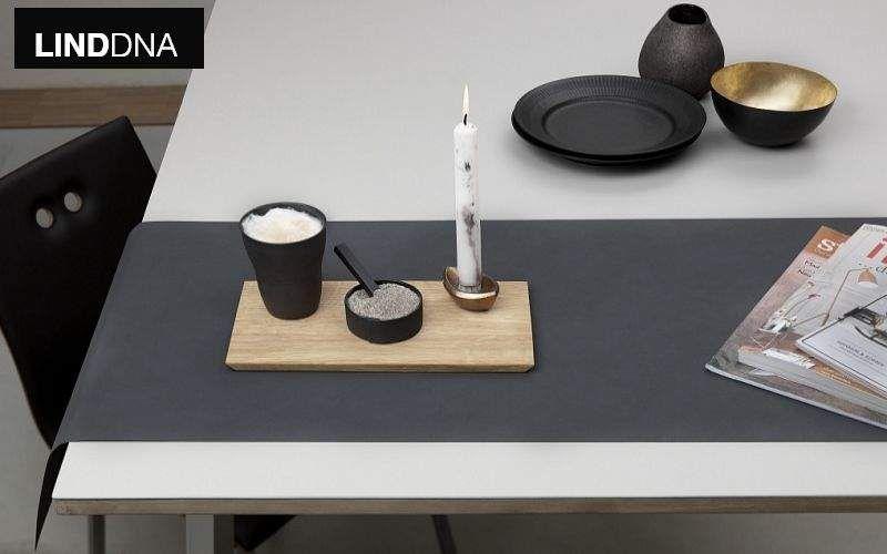 LIND DNA Chemin de table Nappes Linge de Table  |