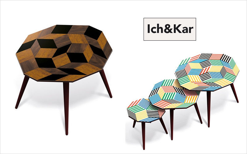 Ich&Kar Table d'appoint Tables d'appoint Tables & divers  |