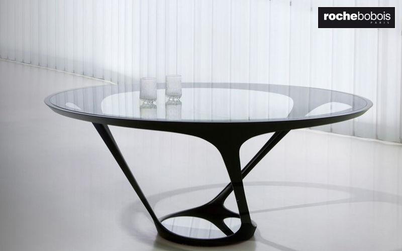 ROCHE BOBOIS Table de repas ronde Tables de repas Tables & divers  |