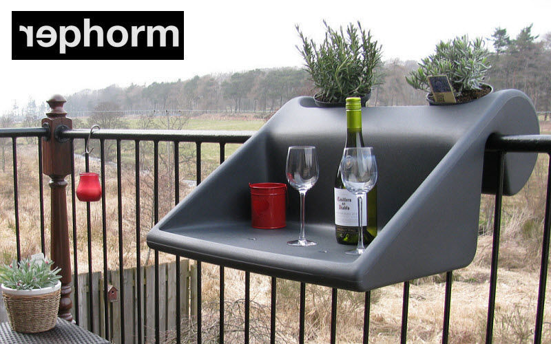 REPHORM Table  balcon Tables de jardin Jardin Mobilier  |