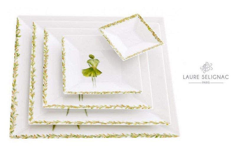 Laure Selignac Assiette plate Assiettes Vaisselle  |