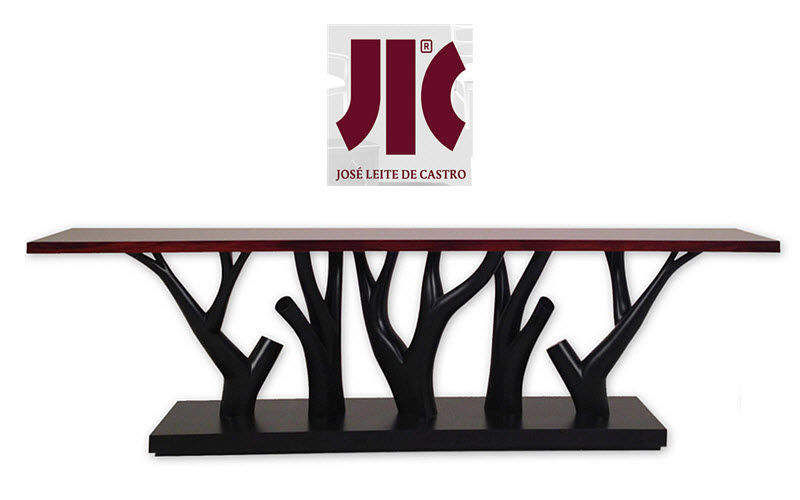 JLC - JOSÉ LEITE DE CASTRO Table console Tables de repas Tables & divers  |