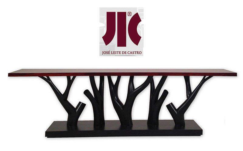 JLC - JOSÉ LEITE DE CASTRO Table console Tables de repas Tables & divers  |
