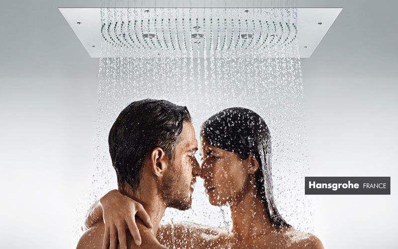 Hansgrohe France Ciel de pluie Douche et accessoires Bain Sanitaires  |