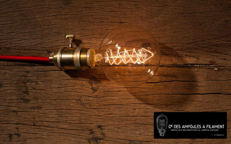 COMPAGNIE DES AMPOULES A FILAMENT Ampoule à filament Electricité Luminaires Intérieur  |