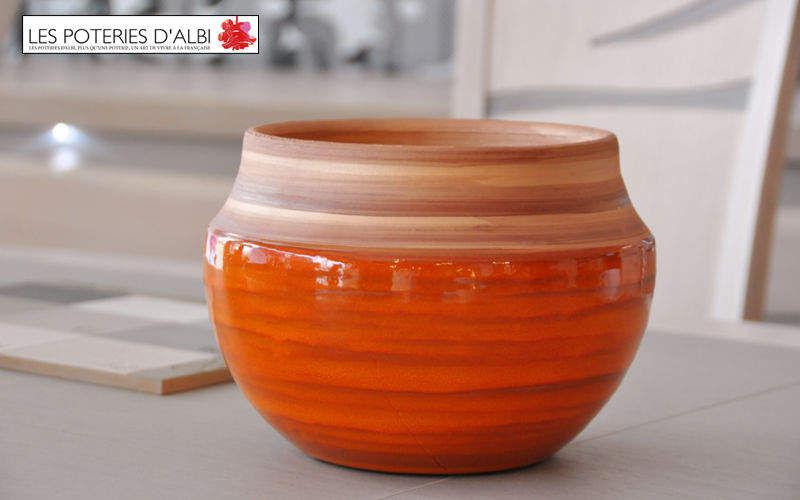 Pot de jardin pots de jardin decofinder - Pot de couleur jardin ...