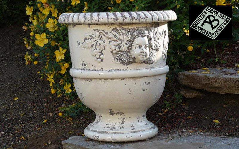 TERRES D'ALBINE Pot de jardin Pots de jardin Jardin Bacs Pots  |