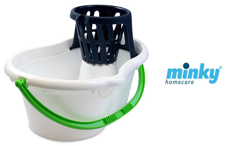 Minky Homecare Seau de ménage Laver Nettoyer Bricolage  |