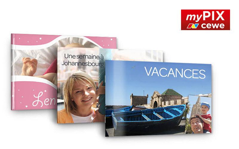 Mypix Livre photo Papeterie Ecriture Papeterie Accessoires de bureau  |