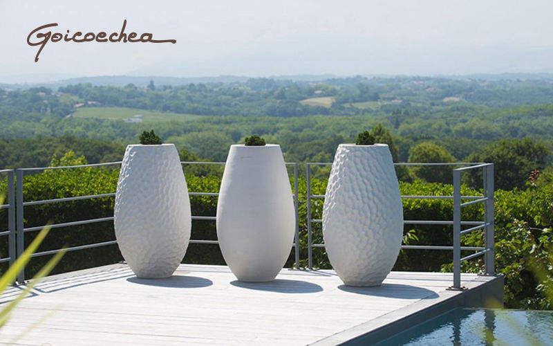 POTERIE GOICOECHEA Bac à fleurs Bacs Jardin Bacs Pots  |