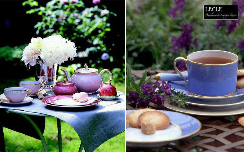 Legle Service petit déjeuner Services de table Vaisselle  |