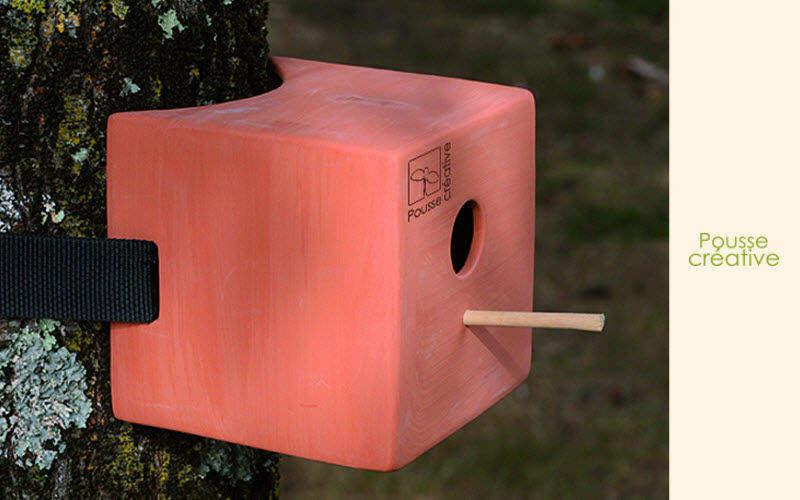 Pousse creative Nichoir Ornements de jardin Extérieur Divers  |