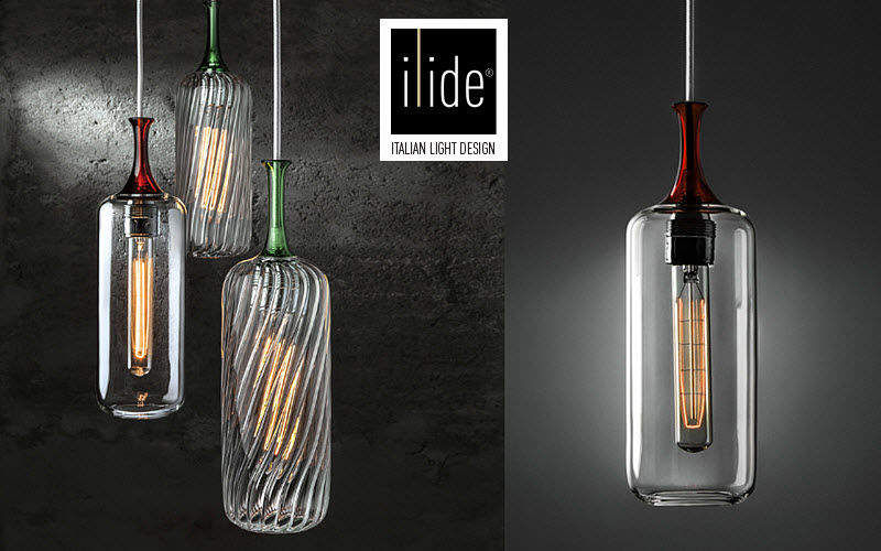 Ilide Italian Light Design Suspension Lustres & Suspensions Luminaires Intérieur  |