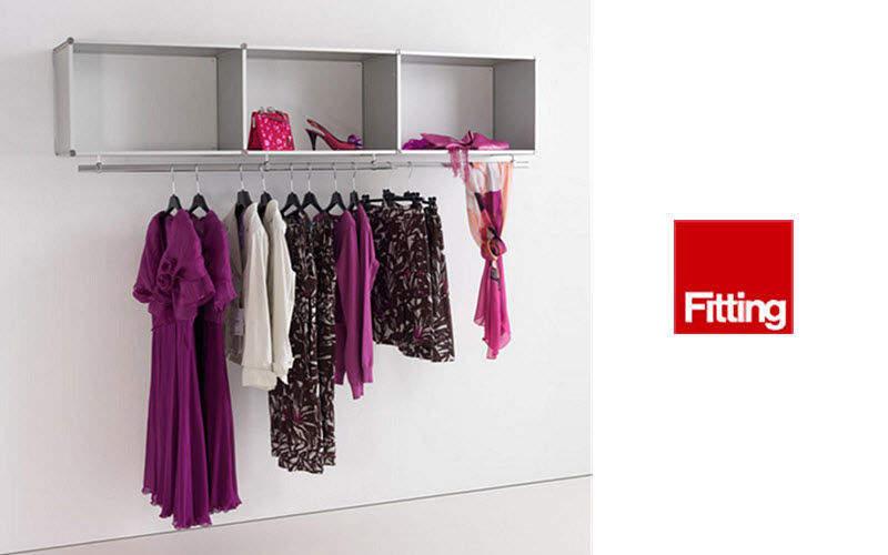 FITTING Dressing droit Dressings Rangement Dressing   