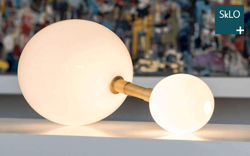 SKLO Lampe à poser Lampes Luminaires Intérieur   