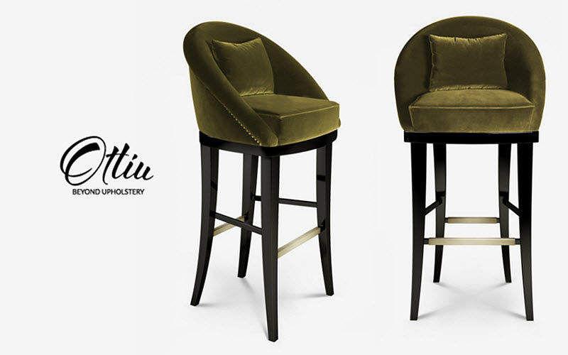 OTTIU Chaise haute de bar Chaises Sièges & Canapés Salon-Bar | Classique