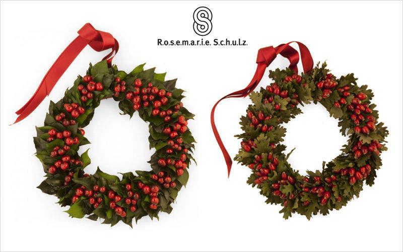 Rosemarie Schulz Couronne de Noël Noel Noël Mariage et Fêtes  |