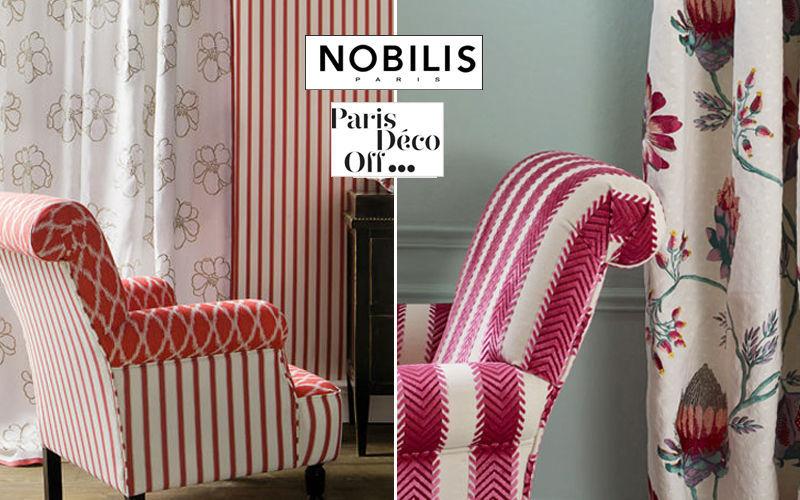 Nobilis Tissu d'ameublement pour siège Tissus d'ameublement Tissus Rideaux Passementerie  |