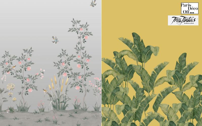 TRES TINTAS Papier peint Papiers peints Murs & Plafonds  |