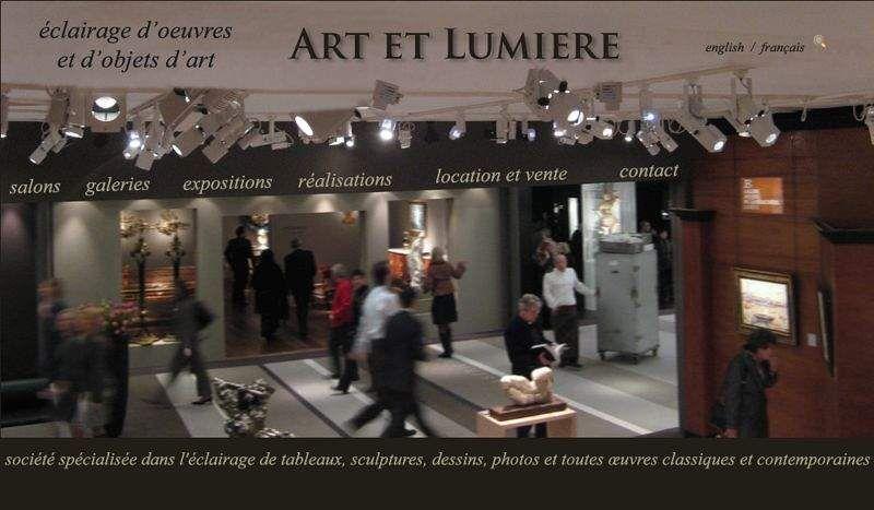 ART ET LUMIÈRE     |