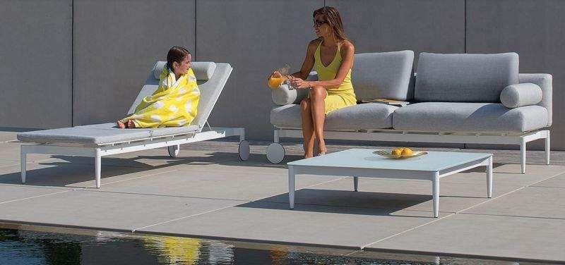JOLI Salon de jardin Salons complets Jardin Mobilier  |