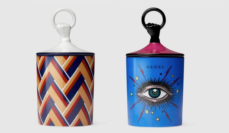 Gucci Bougie parfumée Senteurs Fleurs et Senteurs  |