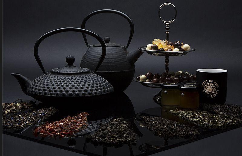 STATE OF MIND Thé parfumé Gastronomie Cuisine Accessoires  |
