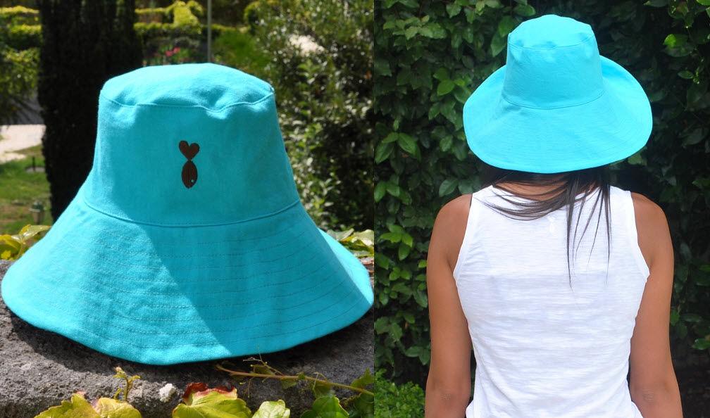 FOUTA FUTEE Chapeau Vêtements En marge de la Déco  |
