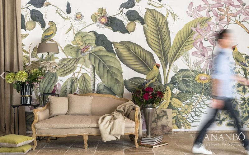 Ananbô Papier peint panoramique Papiers peints Murs & Plafonds  |