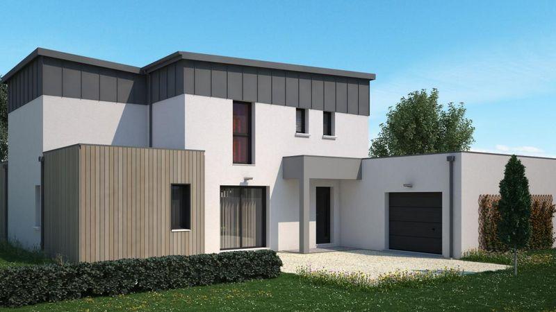 MAISONS ERICLOR Maison à toit plat Maisons individuelles Maisons individuelles  |