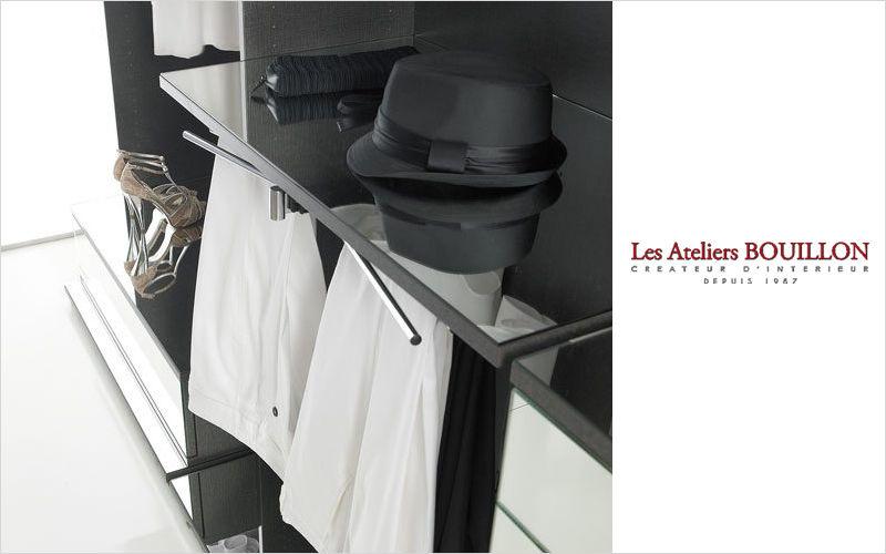 Les Ateliers Bouillon Porte-pantalons Dressing accessoires Rangement Dressing  |
