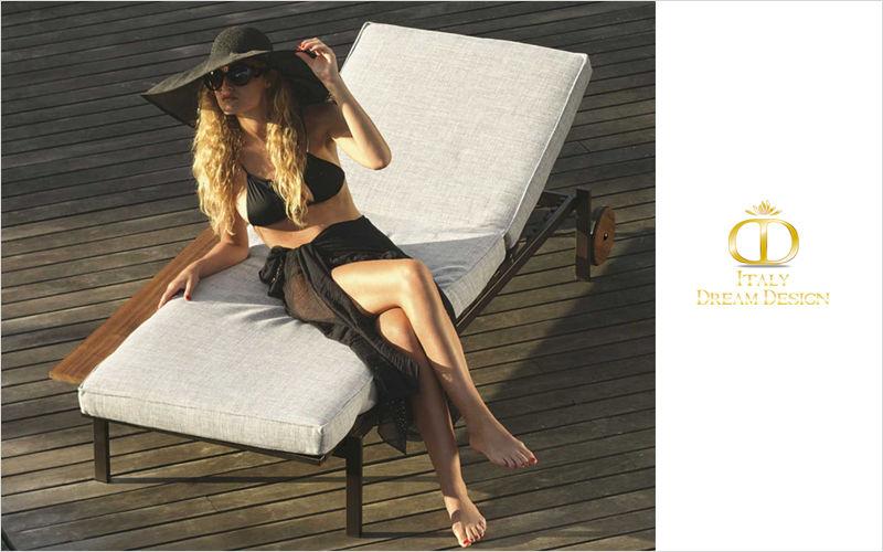 ITALY DREAM DESIGN Bain de soleil Chaises longues Jardin Mobilier  |