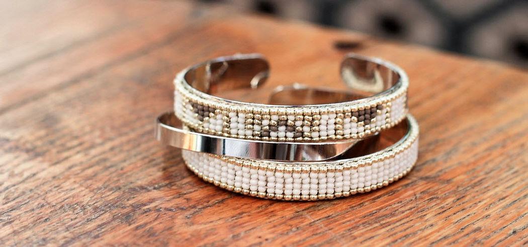 AMAHLÉ Bracelet Bijouterie En marge de la Déco  |