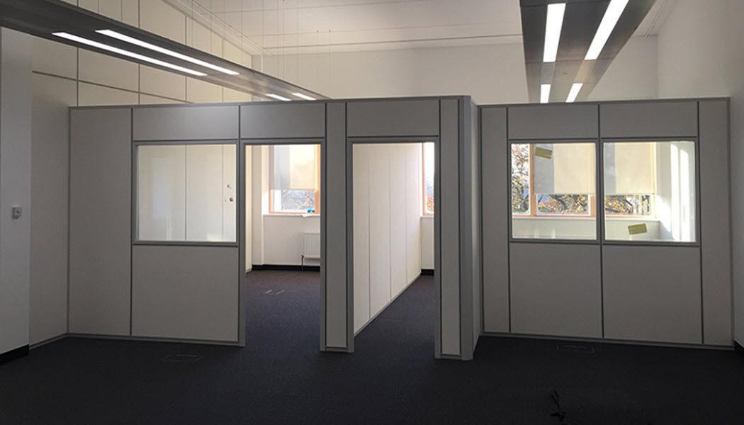 Avon Partitioning Services Cloison de bureau Cloisons & Panneaux acoustiques Murs & Plafonds  |