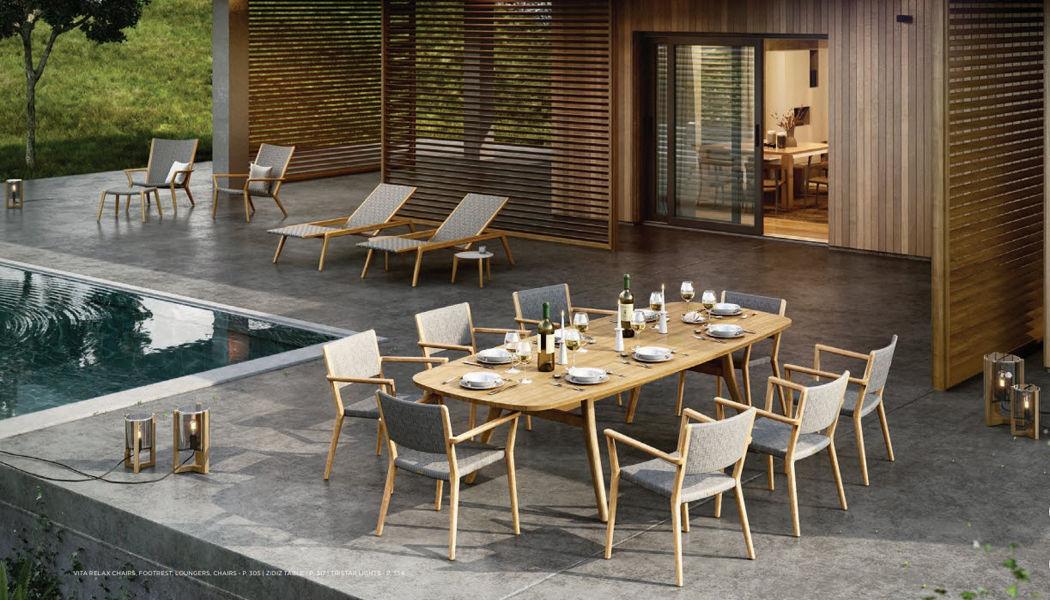 Royal Botania Table de jardin Tables de jardin Jardin Mobilier  |
