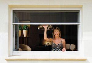 Art And Blind Moustiquaire de fenêtre