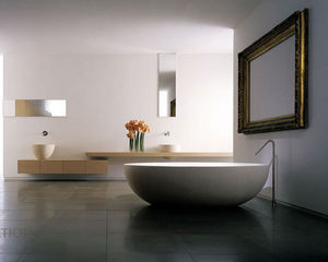 Salle de bains compacte