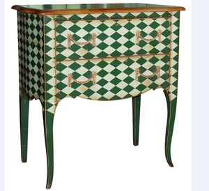 Commode sauteuse