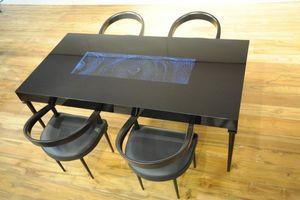 Ideel Table de repas lumineuse